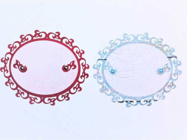 Swirly Oval Frame Template Svg Pdf Jpeg Dxf Silhouette Studio3